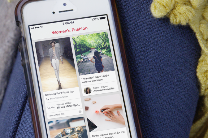 Pinterest Expands Self-Serve Promoted Pins Platform To More Businesses